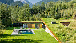 House in the Mountains / Gluck+