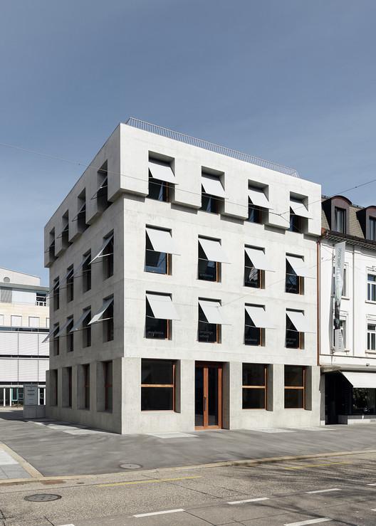Restauración Bahnhofstrasse Aarau / Gautschi Lenzin Schenker Architects, Cortesía de Gautschi Lenzin Schenker Architects