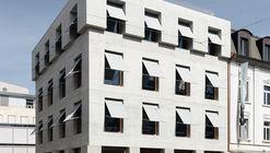 Restauración Bahnhofstrasse Aarau / Gautschi Lenzin Schenker Architects