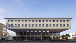 Zuidblok / Kollhoff & Pols architecten