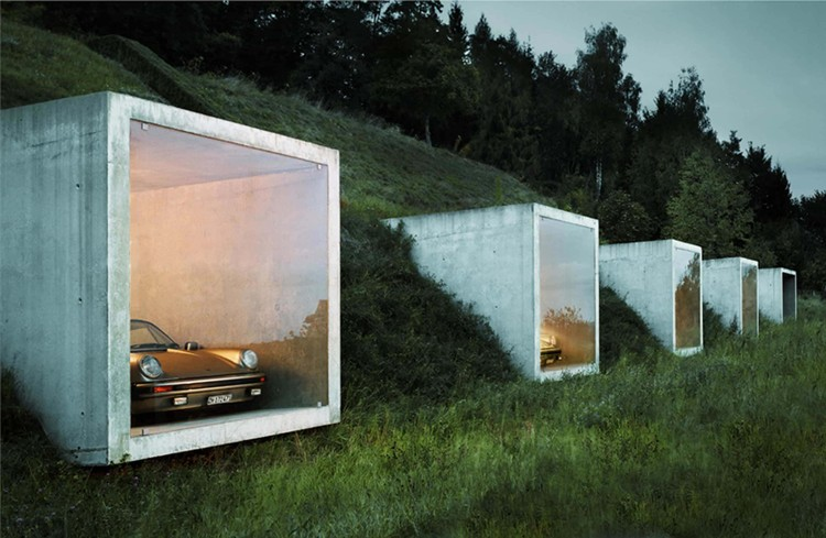 The Most Innovative Parking Structures From Around the World , Courtesy of looking4.com
