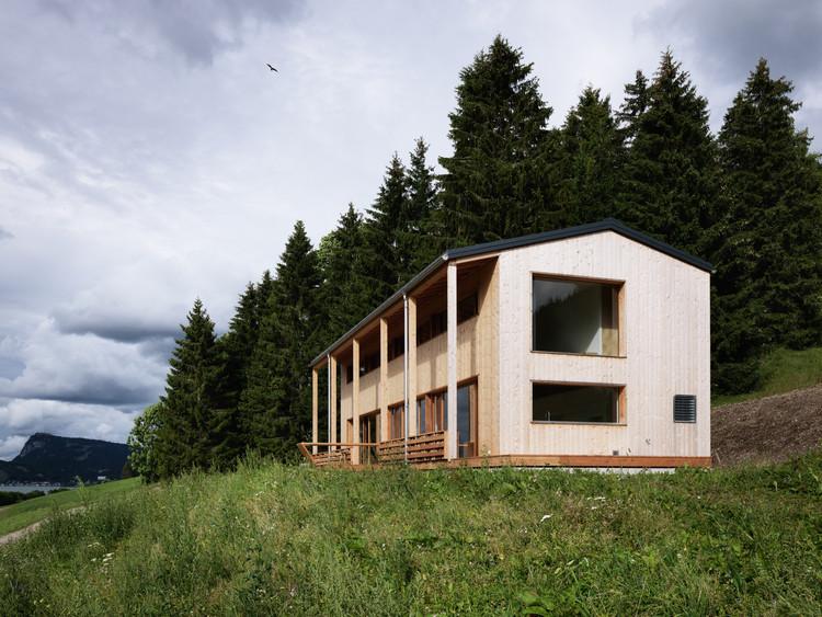 House MW / Ralph Germann architectes, © Lionel Henriod