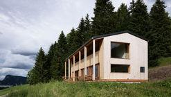 House MW / Ralph Germann architectes