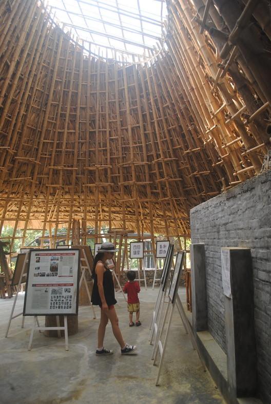 Bamboo Sunyata / akasha+associates architecture, © Akasa Minh