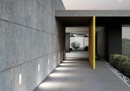 Wall Recessed Lights - Ghost | SIMES. Image Courtesy of SIMES