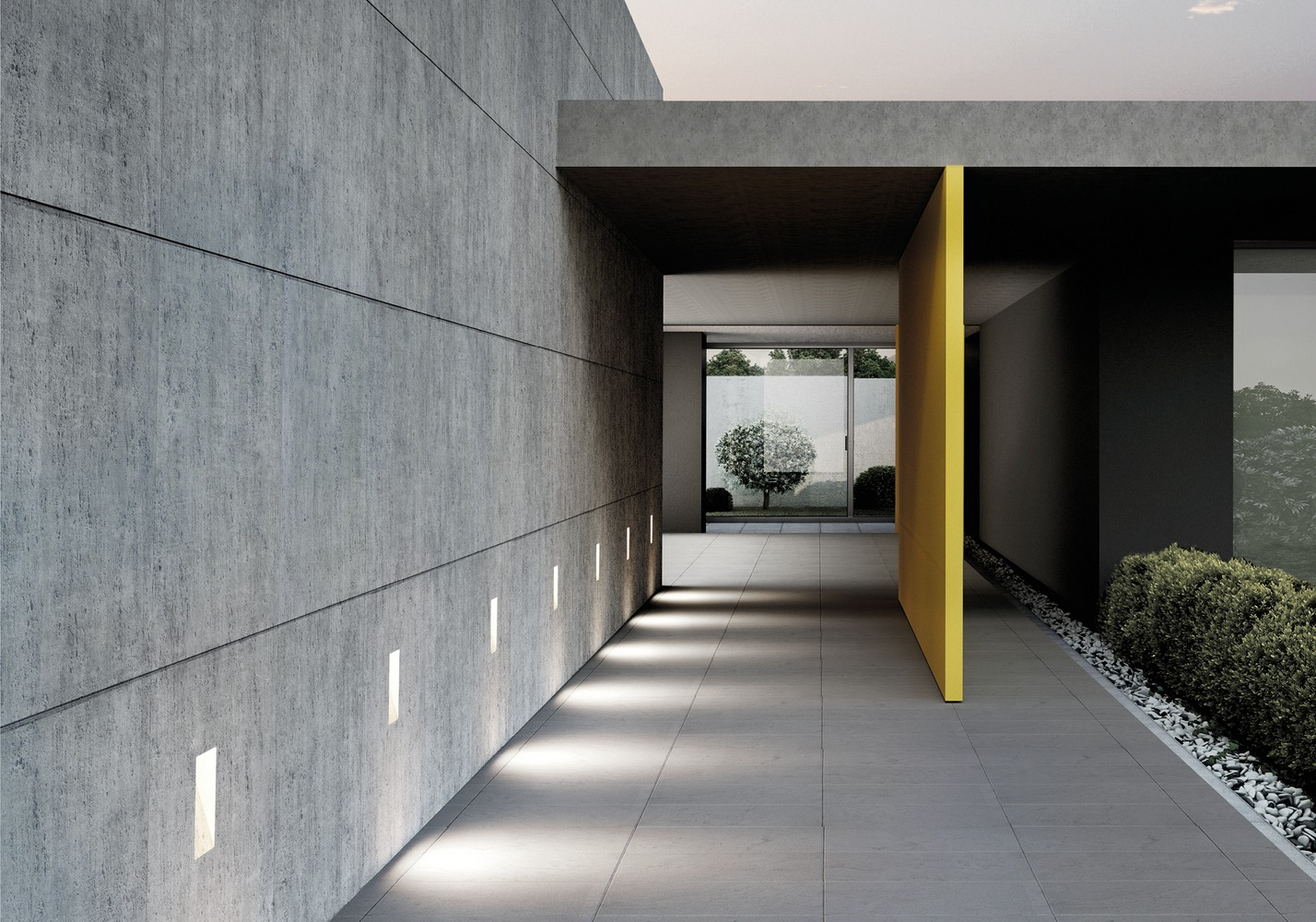 Hidden Lighting 5 Ways To Delicately Light A Building Wall Recessed Lights Ghost