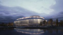 """Donghua Chen & Partners Release Details of """"Science Island Loop"""" Proposal in Lithuania"""