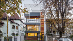 Edificio residencial en Bucharest / Melon Design Studio