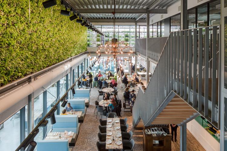 Architectenbureau Den Haag : Architectenbureau cepezed office archdaily
