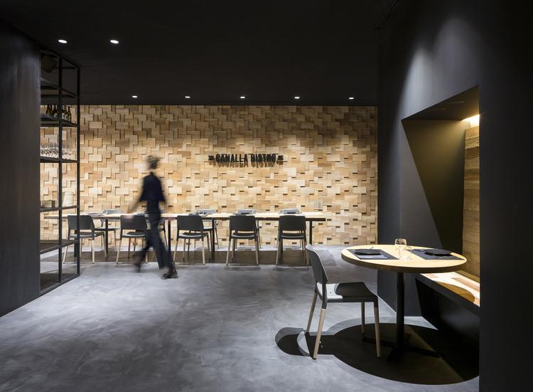 Canalla Bistro Valencia / Francesc Rifé Studio, © David Zarzoso