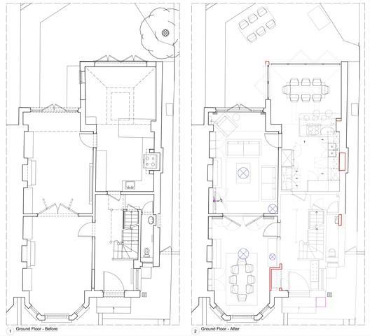 Victorian Townhouse / LLI Design