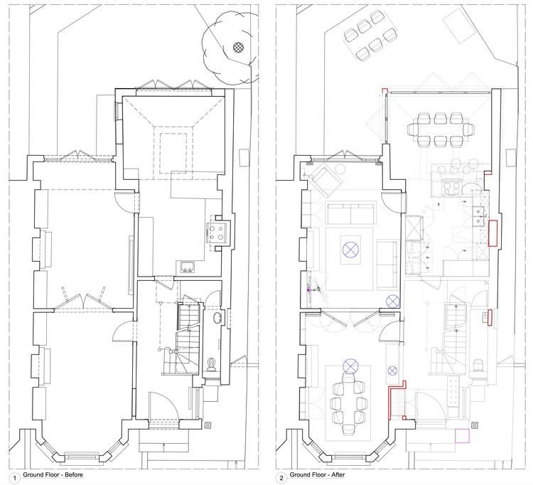 Victorian Townhouse / LLI Design | ArchDaily