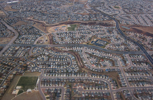 Changing demographics and new technologies promise to reshape American suburbs. Seen here: Colorado Springs Suburbs. Image© <a href='https://www.flickr.com/photos/chriswaits/7285246358'>Flickr user Chris Waits</a> licensed under <a href='https://creativecommons.org/licenses/by/2.0/'>CC BY 2.0</a>