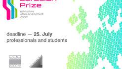 Call for Entries: Eurasian Prize for Architecture, Urban Development, Design