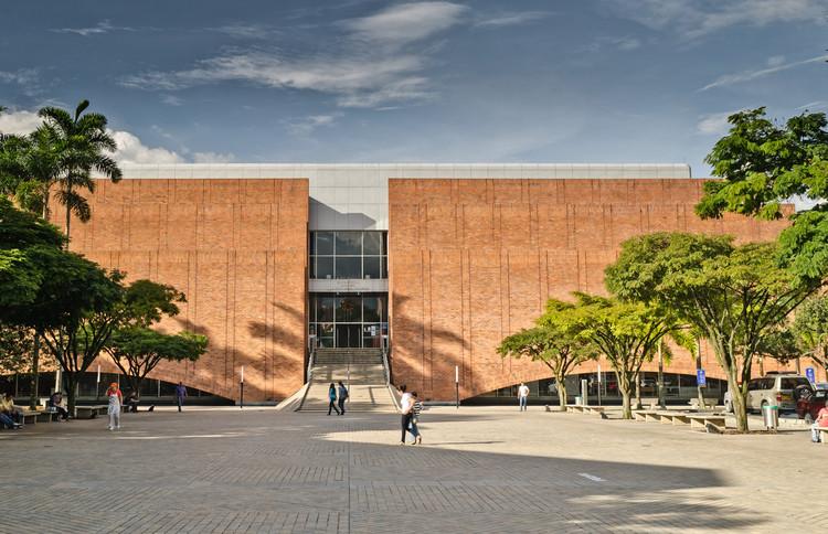 Biblioteca Central Universidad Eafit / Juan Forero Arquitectos, Cortesía de Juan Forero Arquitectos