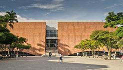 Biblioteca Central Universidad Eafit / Juan Forero Arquitectos