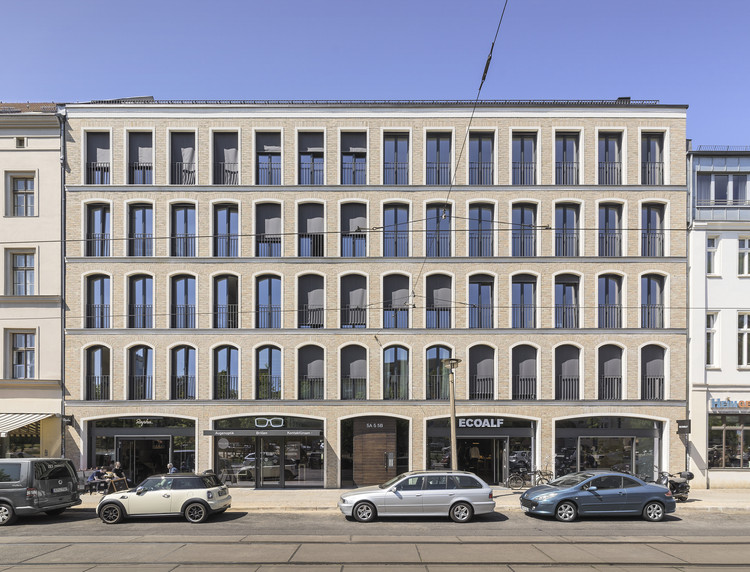 Tchoban Voss Architekten Office Archdaily