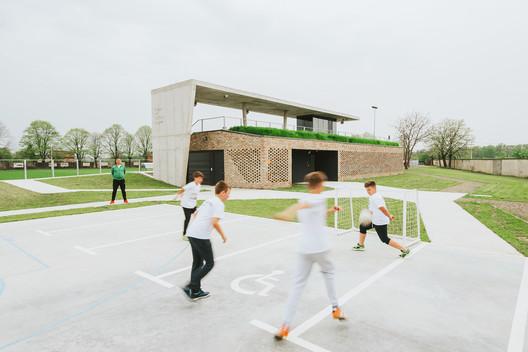 Stadium Luka Šokčević Šaljapin / GE+ARHITEKTI