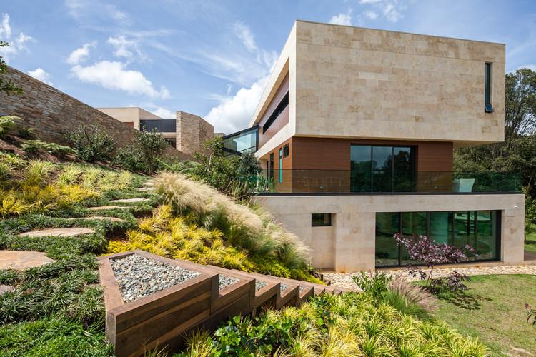 Casa Balmoral / Jaime Rendon Arquitectos, © Sergio Gomez