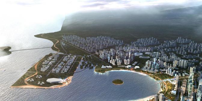 Pre-Announcement: International Tender For the Architectural Design of Qianhai International Financial Exchange Center, Courtesy of Shenzhen Qianhai Development & Investment Holding Co., Ltd.