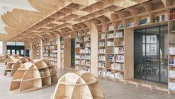 Lishin Elementary School Library / TALI DESIGN