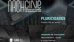 Archine - Festival Internacional de Cinema de Arquitetura