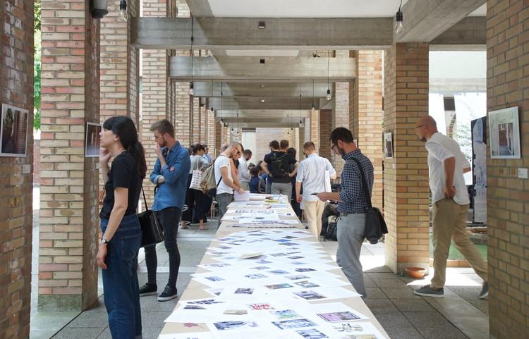 """""""Unfolding Pavilion / Little Italy"""" at the 2018 Venice Biennale, ? atelier XYZ"""