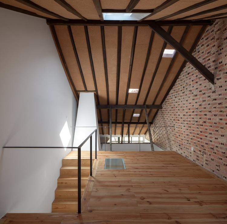Apartamento na Penha de França  / Pedro Rogado + Sofia Saraiva, © José Campos
