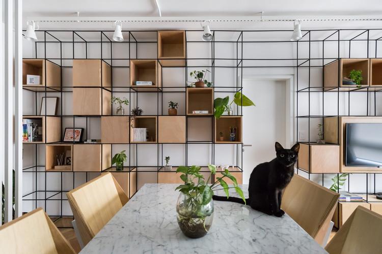 Apartamento Santana / Atelier Aberto Arquitetura, © Marcelo Donadussi