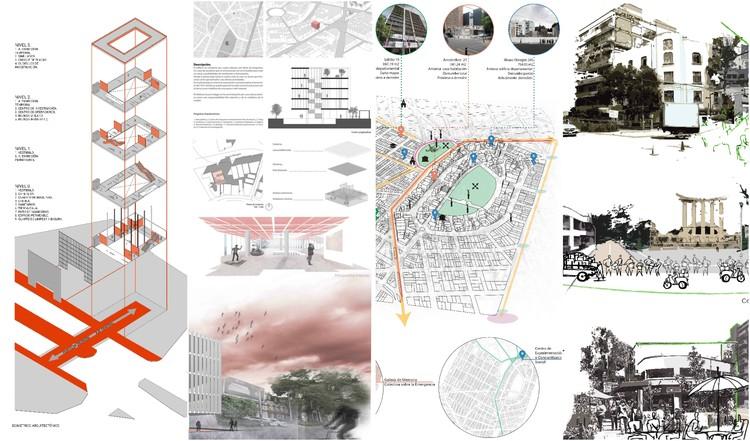 Conoce los proyectos ganadores del 30° Encuentro Nacional de Estudiantes de Arquitectura