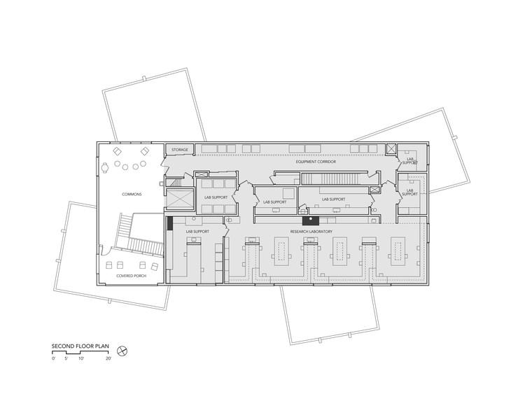 Piano del pavimento 2