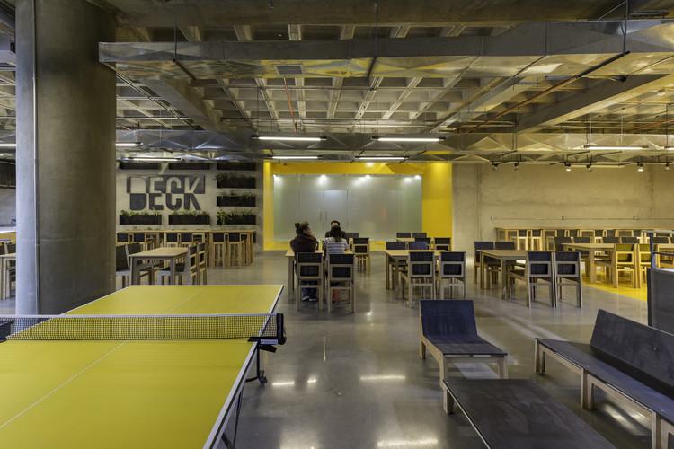Restaurante DECK / RAMA estudio, © JAG estudio