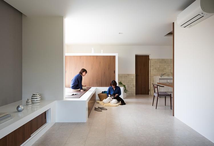 House Renovation / FORM / Kouichi Kimura Architects, © Yoshihiro Asada