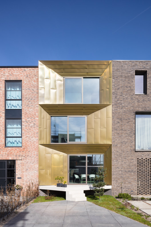 Brass House Amsterdam / Mollink Soeters PPHP & DAMAST architects, © Stijn Poelstra