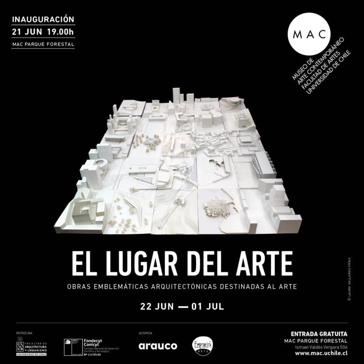 El lugar del arte: obras emblemáticas arquitectónicas destinadas al arte, Laura Gallardo Frías