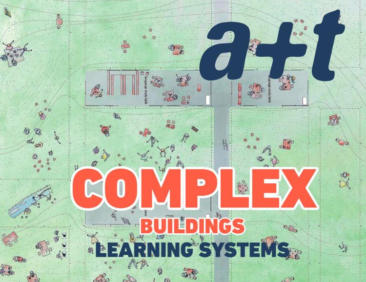 Learning Systems: livro da a+t analisa a complexidade de projetos escolares de diferentes partes do mundo, Cortesia de a+t architecture publishers