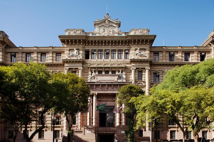 Fotografias mostram o Palácio da Justiça de São Paulo após restauro , © Daniel Ducci