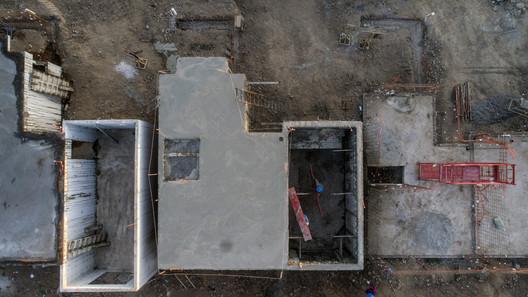 ¿Cómo construir efectivamente 1 casa de hormigón en 1 día?