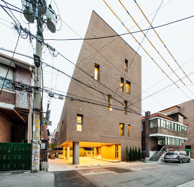 Daejo-dong Publishing Company K / Seoga Architecture, © Shin kyungsub