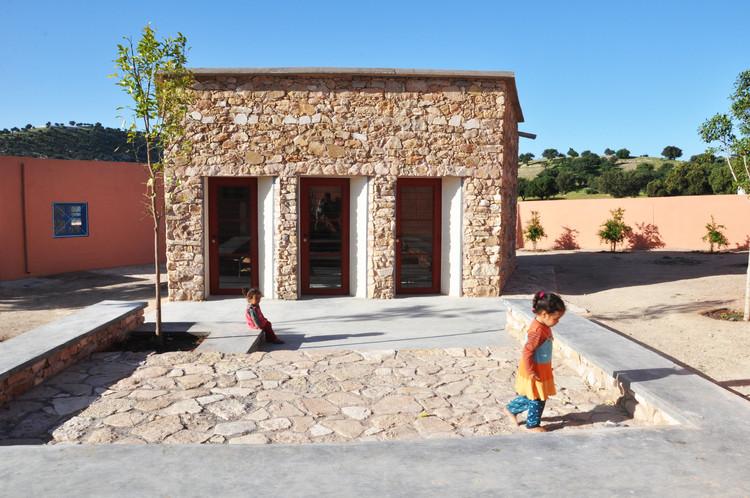 Preschool of Aït Ahmed / BC architects & studies + Tommaso Bisogno, © Tommaso Bisogno