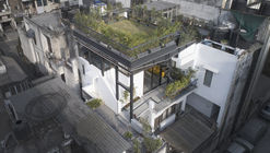 The Garden Roof Parasol  / Harsh Vardhan Jain Architect