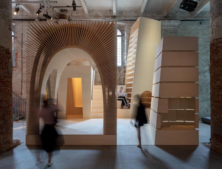 ReCasting  / Alison Brooks Architects, ? Luke Hayes