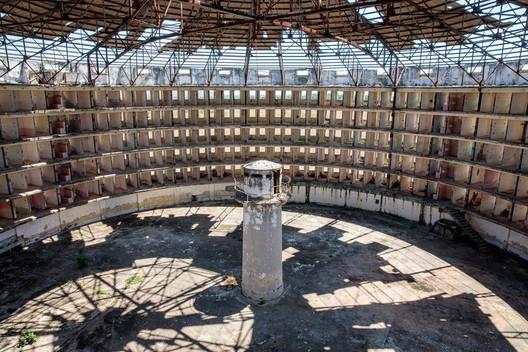 The Model Prison. Image © Tod Seelie