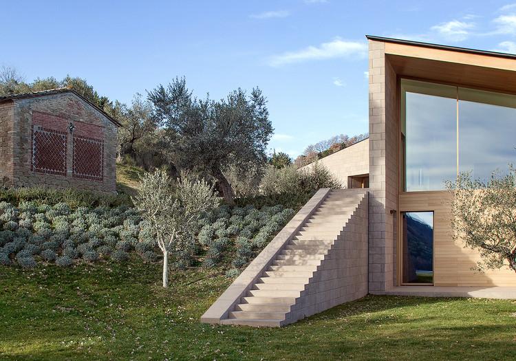 Casa K / Alessandro Bulletti Architetti, Cortesia de Alessandro Bulletti