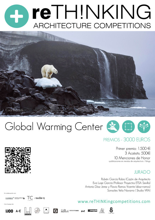 Convocatoria de ideas: Global Warming Center