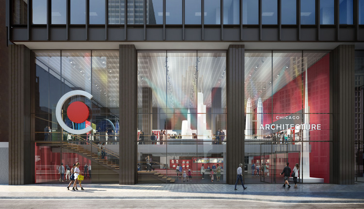 Chicago Architecture Foundation's New Home, the Chicago Architecture Center, to Open in Late August, Courtesy of Chicago Architecture Foundation