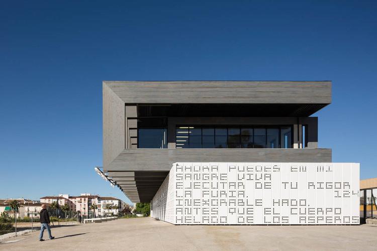 Biblioteca Comarcal Adolfo Suárez Ronda / MMIT ARQUITECTOS, © Fernando Alda