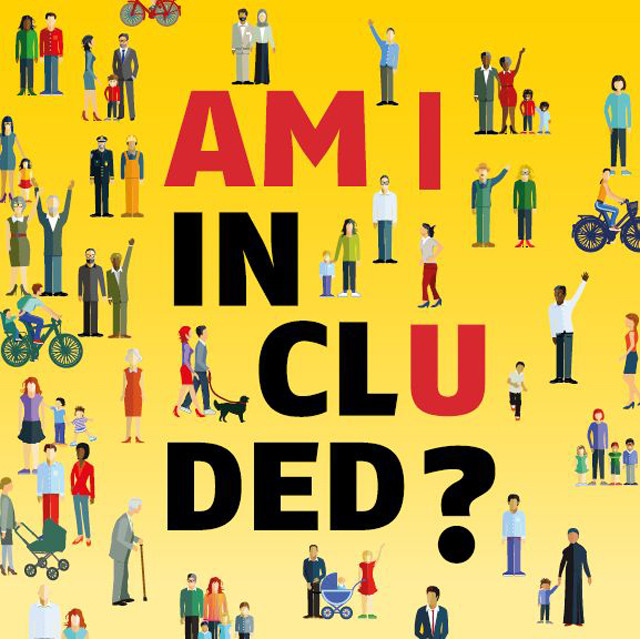 'AM I Included?' Open Call: Innovative Ideas for the Inclusive City