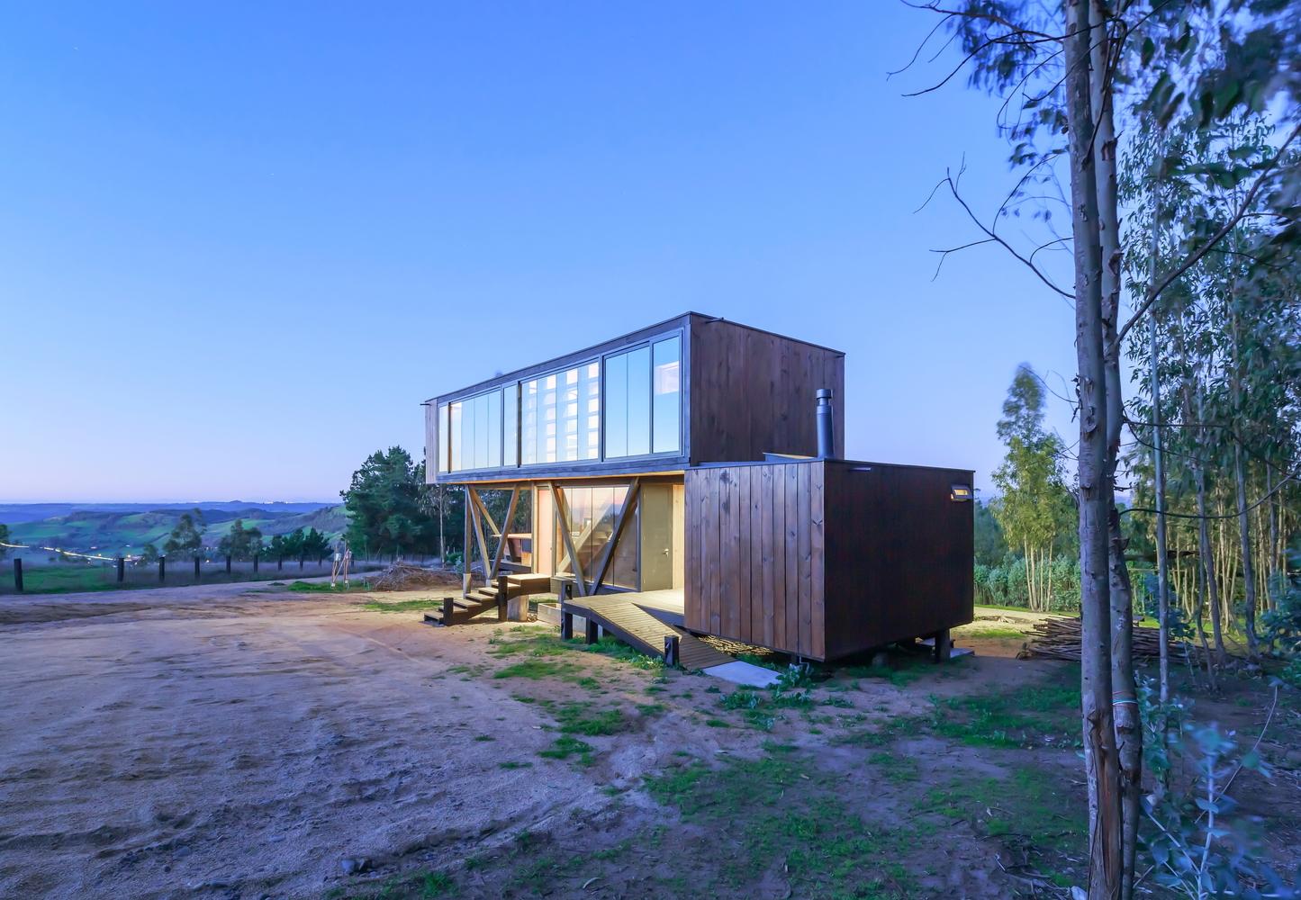 Gallery of harfagar house wmr arquitectos 6