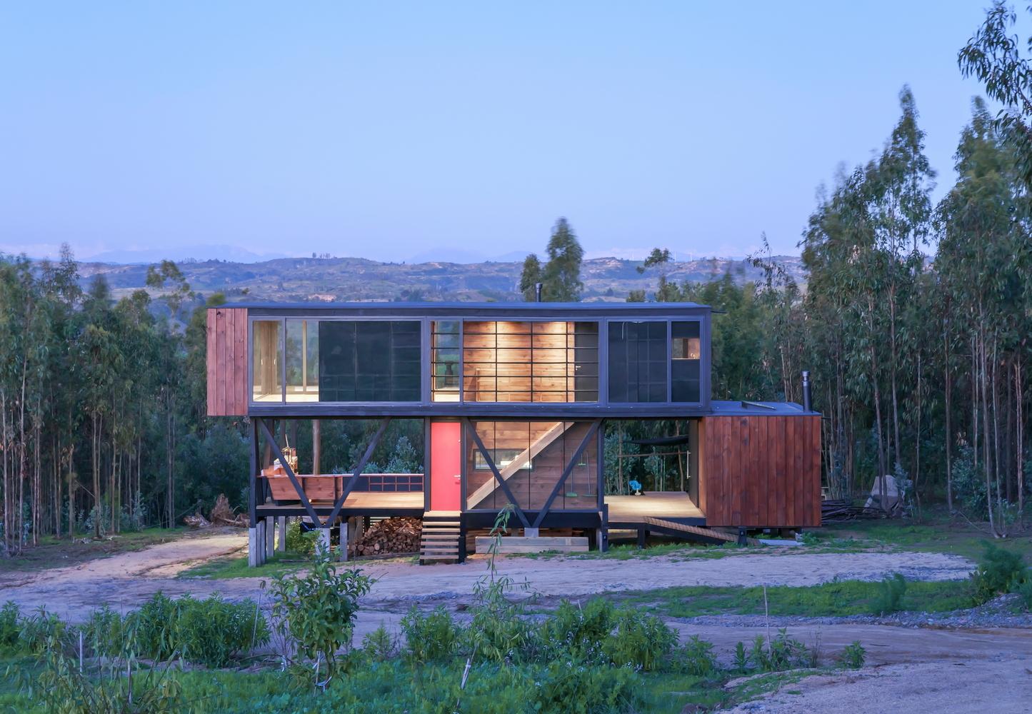 Gallery of harfagar house wmr arquitectos 2